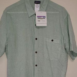 Patagonia Organic Cotton Button Up Shirt